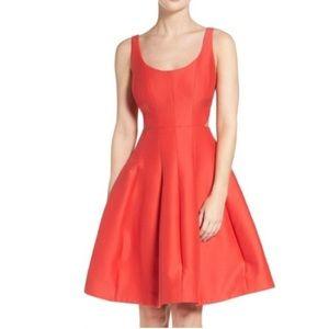 NWT Halston Heritage poppy dress
